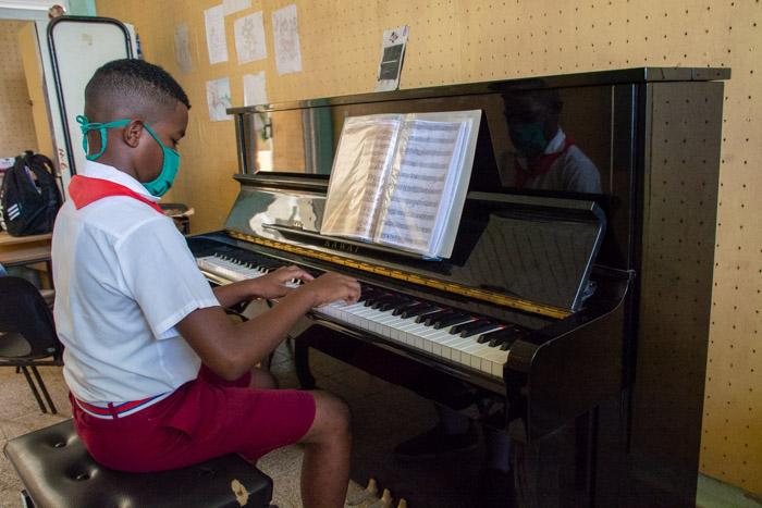A buen resguardo en Camagüey alumnos y recursos de la enseñanza artística