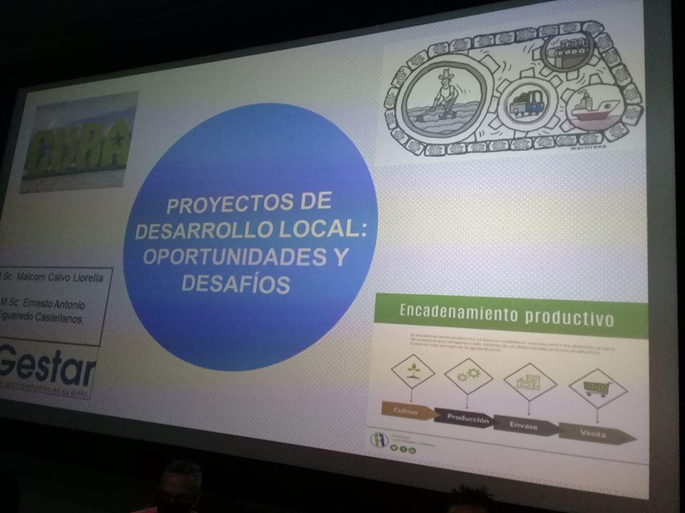 Proyecto Tecnológico en función del desarrollo local en la ciudad de Camagüey